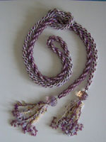 Twist, Counter Twist Necklace (Bead Set Only)